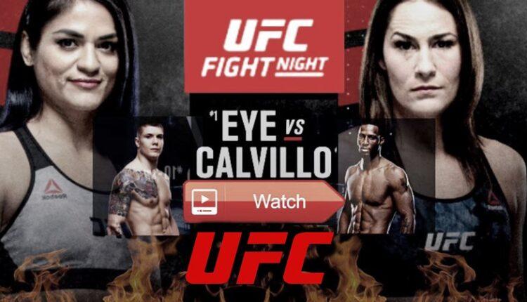 UFC Ao Vivo Hoje Onde Assistir Online UFC Vegas 2 Neste