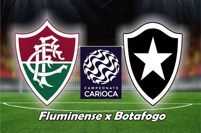 Fluminense e Botafogo ao vivo online neste domingo. Foto - Divulgação