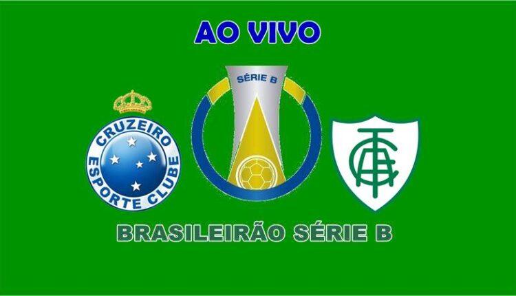 Cruzeiro X America Mg Ao Vivo Assista Ao Jogo Pela Serie B Do Brasileirao Online E Na Tv