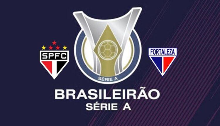 Sao Paulo X Fortaleza Ao Vivo Onde Assistir Online A Partida Do Campeonato Brasileiro