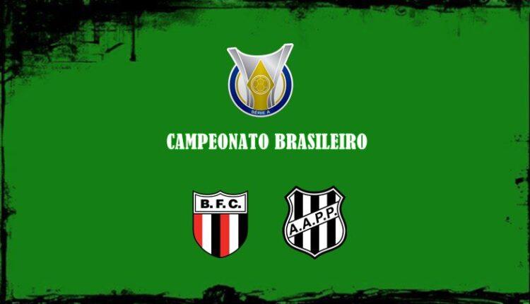 Ponte Preta X Botafogo Sp Ao Vivo Jogo Pelo Brasileirao Serie B Onde Assistir