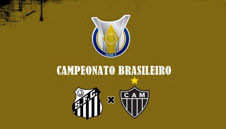 Santos X Atletico Mg Ao Vivo Onde Assistir Online E Na Tv O Jogo Do Brasileirao