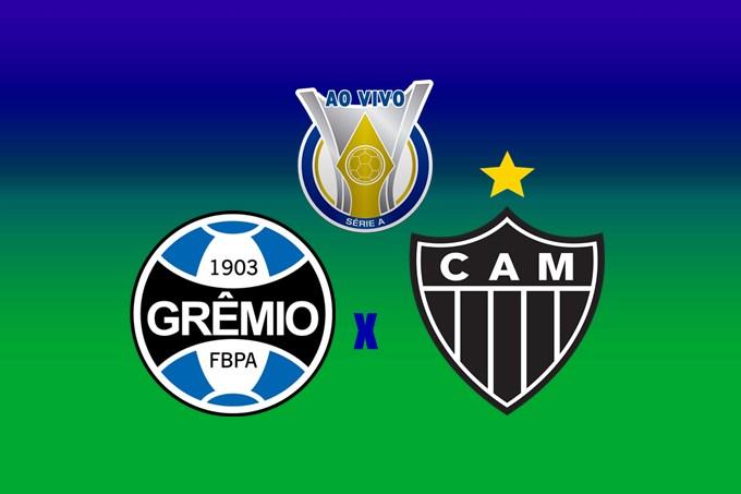 Onde assistir Grêmio x Atlético-MG ao vivo nesta quartapelo Campeonato Brasileiro. Imagem - Divulgação