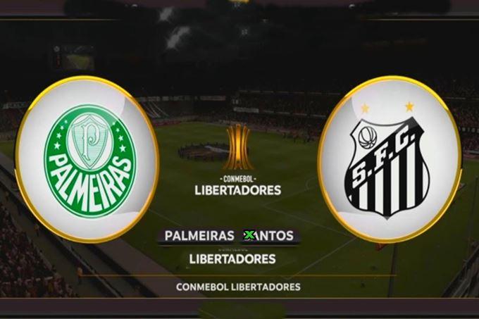 Palmeiras X Santos Ao Vivo Onde Assistir Online A Final